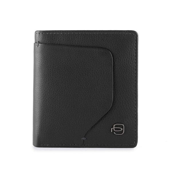 Мъжки портфейл Piquadro AKRON, черен