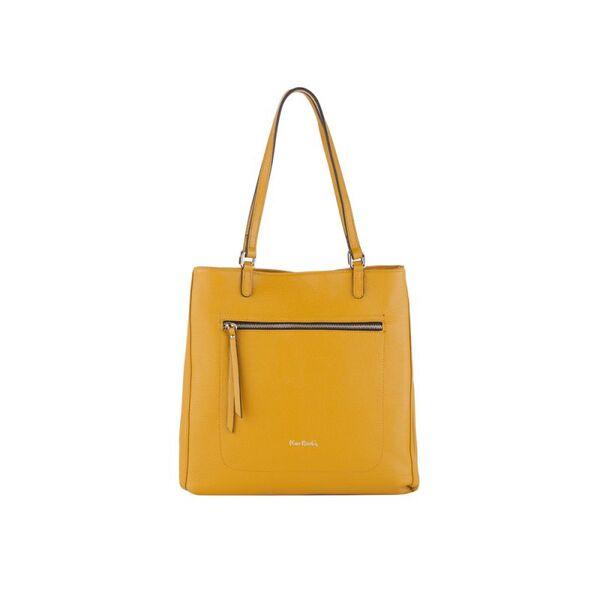 Дамска чанта Pierre Cardin Autunno, жълта