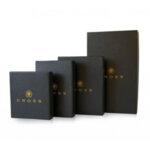 Дамски портфейл от естествена кожа Cross Charol Napa Lailac
