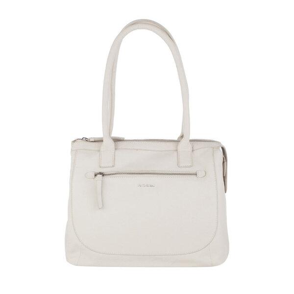 Дамска чанта ROSSI, бяла
