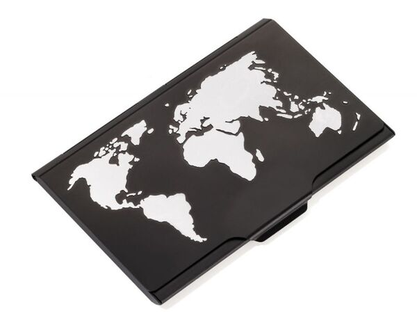 Визитник TROIKA - Global Contacts BK