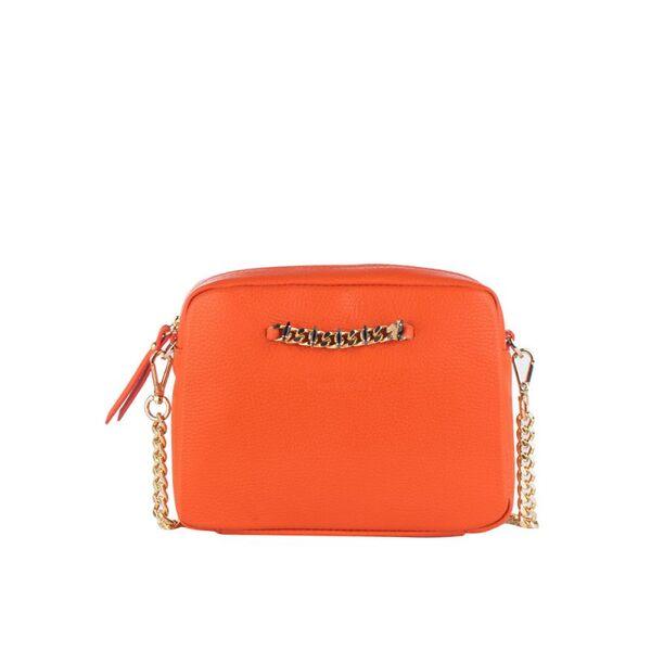 Малка дамска чанта Pierre Cardin Dolaro, оранжева