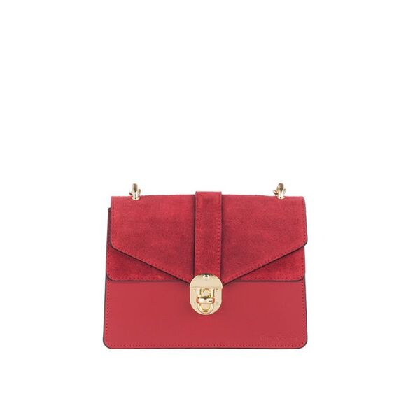 Дамска чанта Pierre Cardin Ruga Comoscio, червена