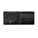 Мъжки портфейл S.T.Dupont с 4 отделения за кредитни карти