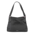 Дамска чанта ROSSI, черна