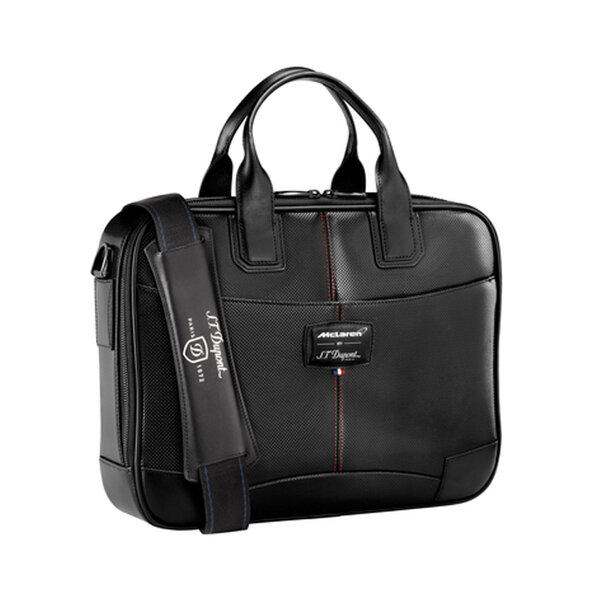 Чанта за лаптоп и документи S.T.Dupont Defi Mclaren Collection
