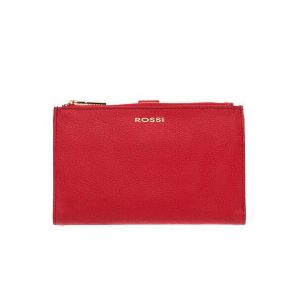 Дамско портмоне ROSSI, червено