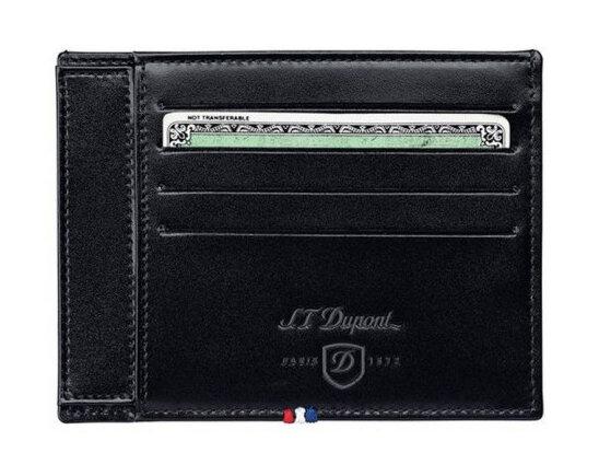 Калъф за документи S.T.Dupont Line D с 4 отделения за кредитни карти