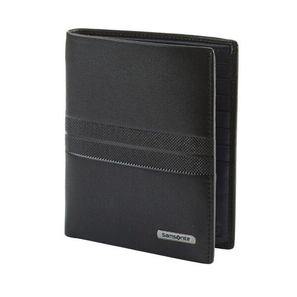 Вертикален мъжки портфейл Samsonite Spectrolite SLG, черен