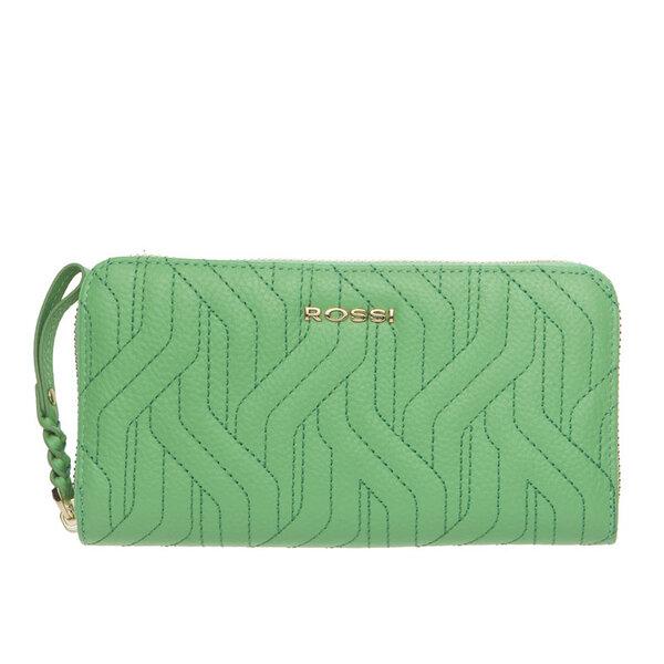 Дамско портмоне ROSSI, зелено