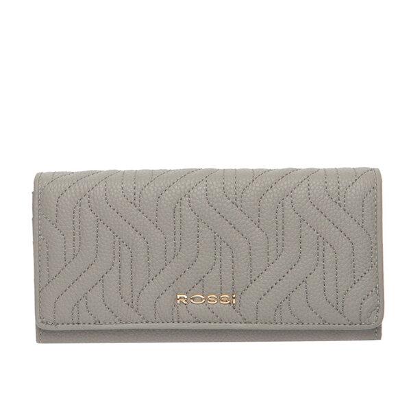 Дамско портмоне ROSSI, сив цвят