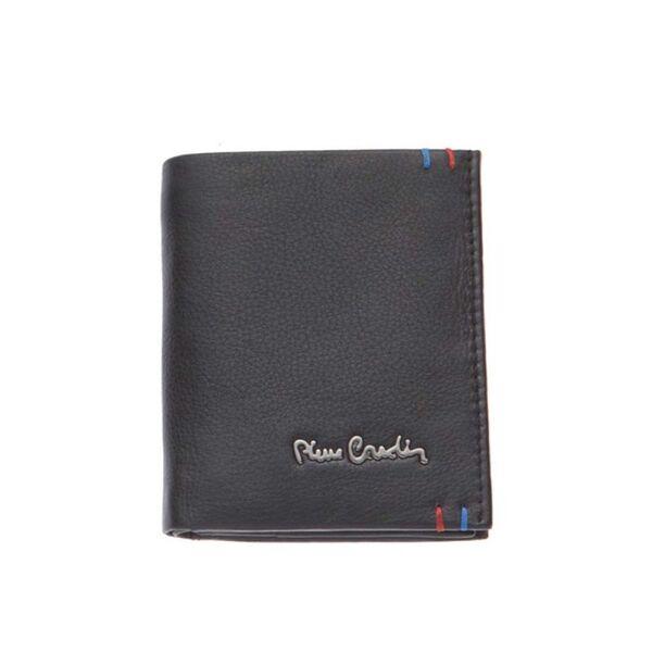 Мъжки портфейл Pierre Cardin, с френско знаме
