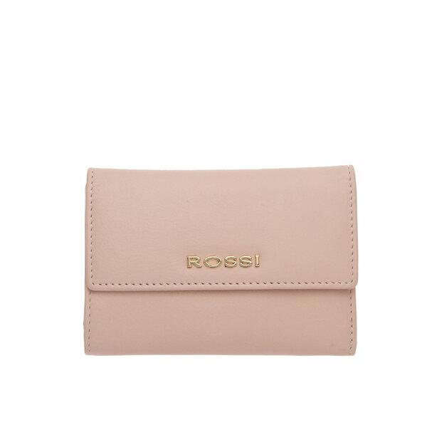 Дамско портмоне ROSSI в светло розово
