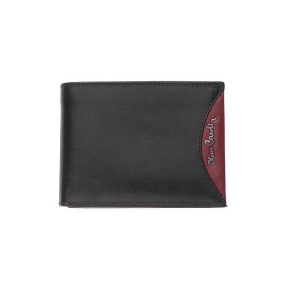Мъжки портфейл Pierre Cardin, с допълнително отделение за документи