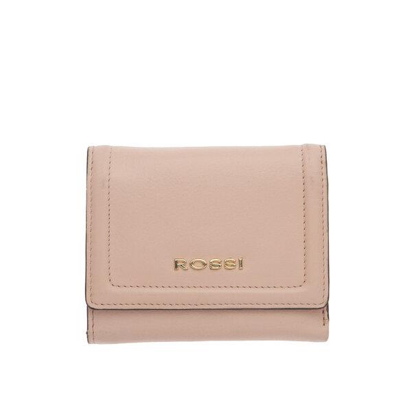 Дамско портмоне ROSSI светло розово