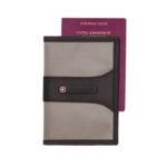 Калъф за паспорт Wenger с RFID защита
