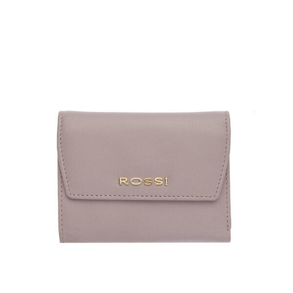 Дамски портфейл ROSSI в лилаво