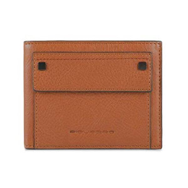 Мъжки портфейл Piquadro с 12 отделения за карти и документи
