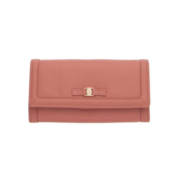 Дамско портмоне ROSSI в наситено розово