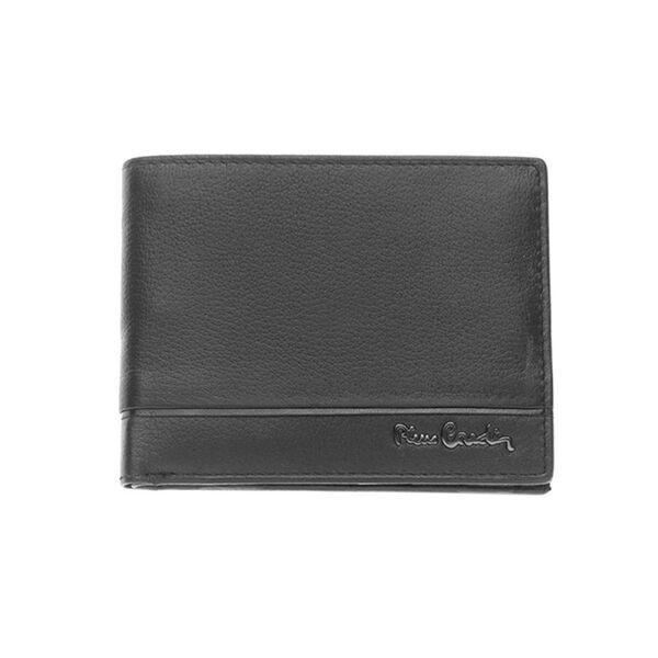Мъжки портфейл Pierre Cardin, с монетник и лого