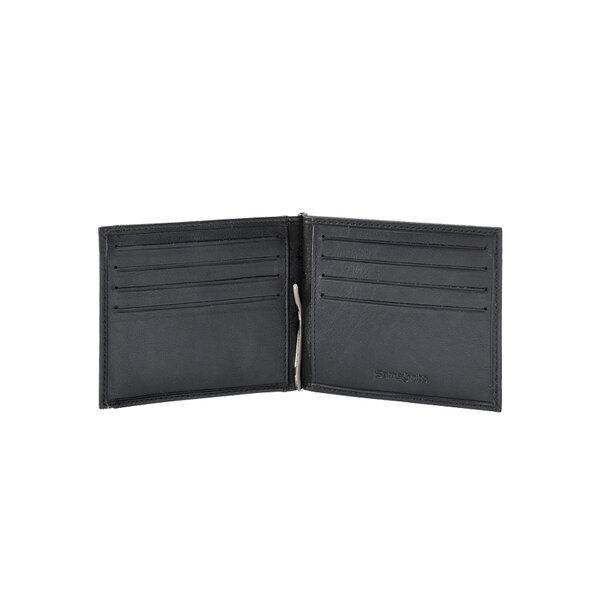 Мъжки портфейл Samsonite с 11 отделения за карти и щипка за пари