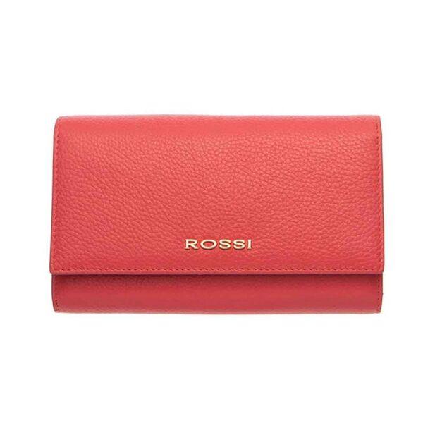 Дамско портмоне ROSSI, цвят розовo