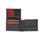 Мъжки портфейл Pierre Cardin, с монетник и допълнително отделение за документи