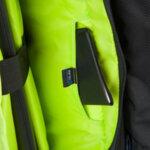Бизнес смарт раница SwissDigital, с RFID защита, USB port и отделение за лаптоп