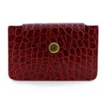 Мини дамско портмоне от естествена кожа Coldfire - Melissa Color Vibes
