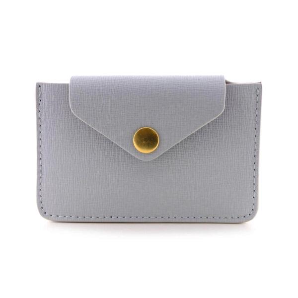 Мини дамско портмоне от естествена кожа Coldfire - Paola Color Vibes