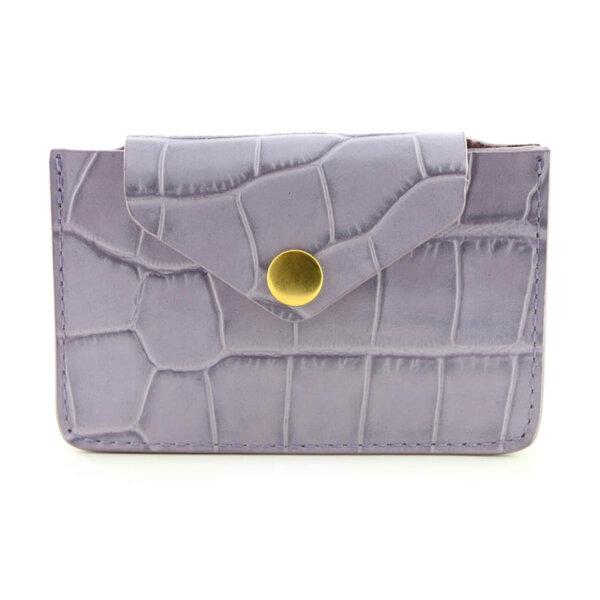 Мини дамско портмоне от естествена кожа Coldfire - Passion Color Vibes