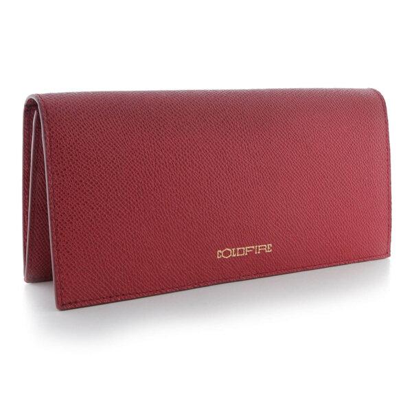 Дамско портмоне с капак Coldfire, от естествена кожа - Ares Color Vibes