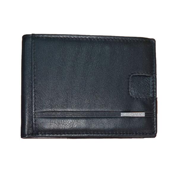 Мъжки портфейл Cross - Classic Century, щипка за банкноти, черен