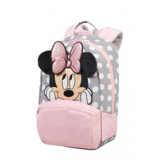Детска раничка размер S+ Disney Ultimate 2.0 Minnie Glitter