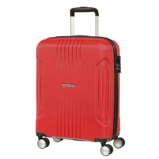 American Tourister Спинер на 4 колела Tracklite 55см. червен цвят