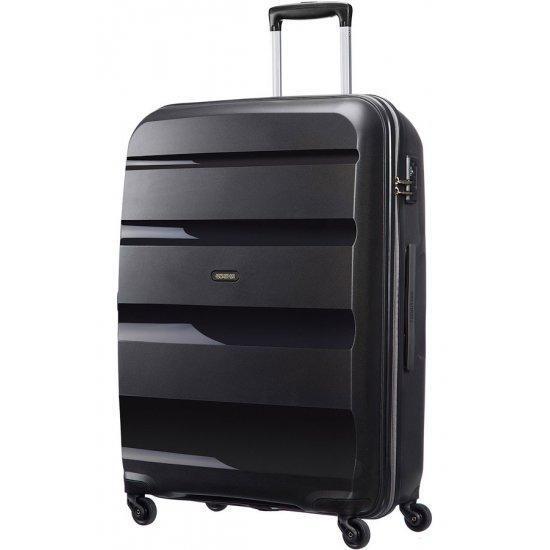 American Tourister Bon Air спинер 75 см, черен цвят