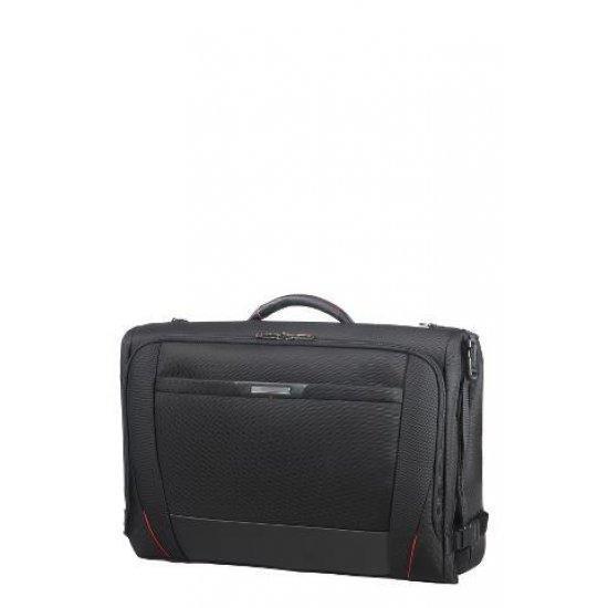 Черен гардероб/щранг за дрехи PRO-DLX 5