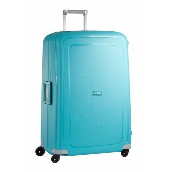 Спинер на 4 колела S'Cure 81 см морско син цвят, голям размер