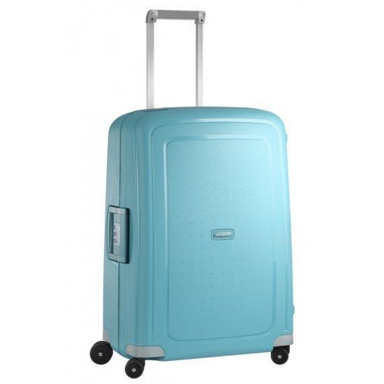 Спинер на 4 колела S'Cure 69 см морско син цвят, среден размер