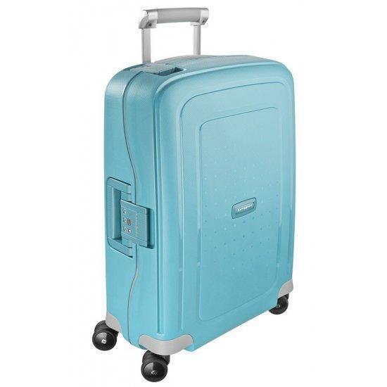 Спинер на 4 колела S'Cure 55 см морско син цвят, размер за ръчен багаж