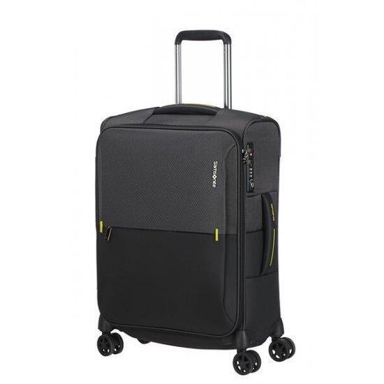Куфар на 4 колела Samsonite Rythum 55 см цвят графит