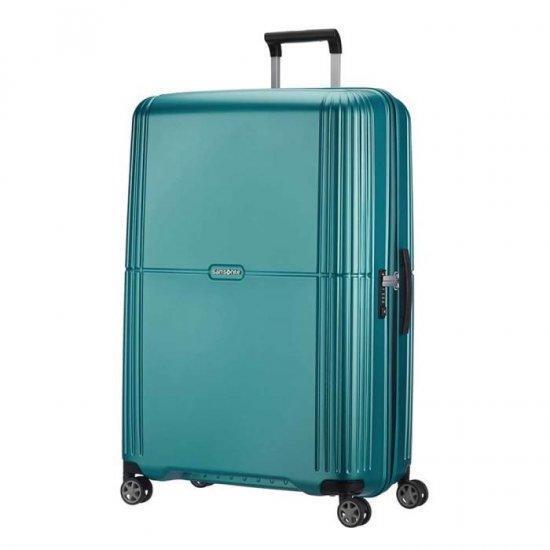 Куфар на 4 колела Samsonite Orfeo 81 см. синьозелен
