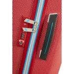 Спинер на 4 колела Mixmesh 69 см височина цвят червен