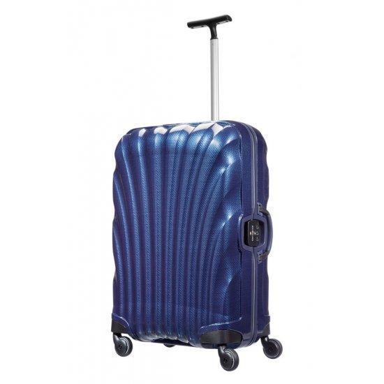 Куфар на 4 колела Samsonite LITE-LOCKED 69 см, тъмносин