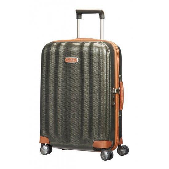 Куфар на 4 колела Samsonite Lite-Cube DLX 55 см, зелен