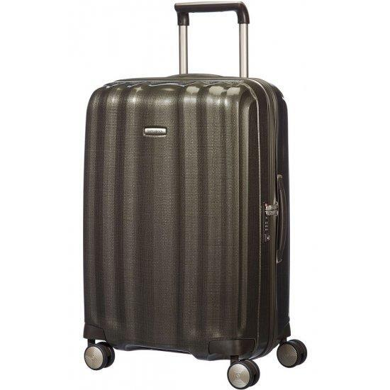Куфар на 4 колела Samsonite Lite-Cube 68 см, тъмнозелен