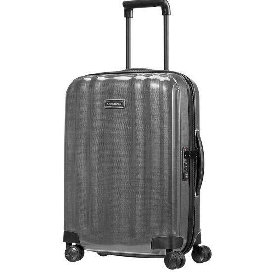 Куфар на 4 колела Samsonite Lite-Cube DLX 55 см сив