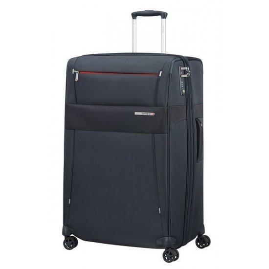 Куфар на 4 колела Samsonite Duopack 78 см с разширение, син