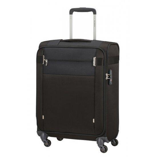 Куфар на 4 колела Samsonite Citybeat 55 см, черен