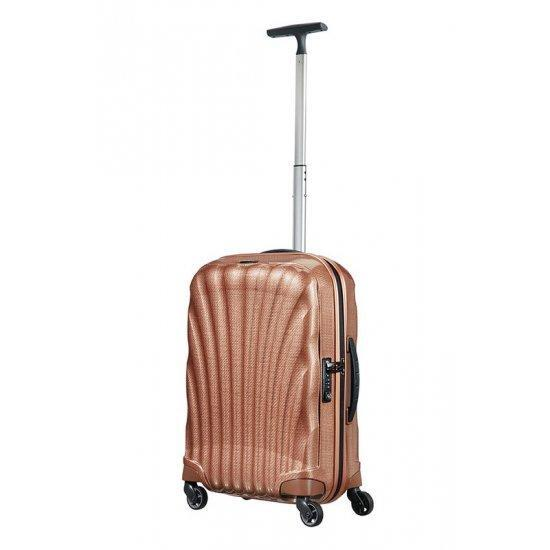 Куфар на 4 колела Samsonite Cosmolite 69 cm, цвят мед